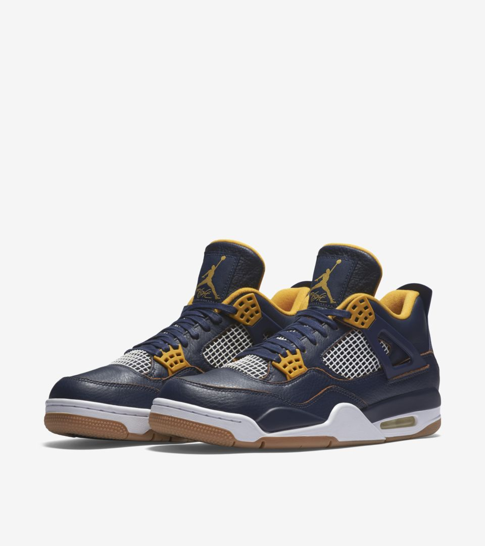 c0151100d1b Air Jordan 4 Retro 'Dunk From Above' Release Date. Nike⁠+ SNKRS