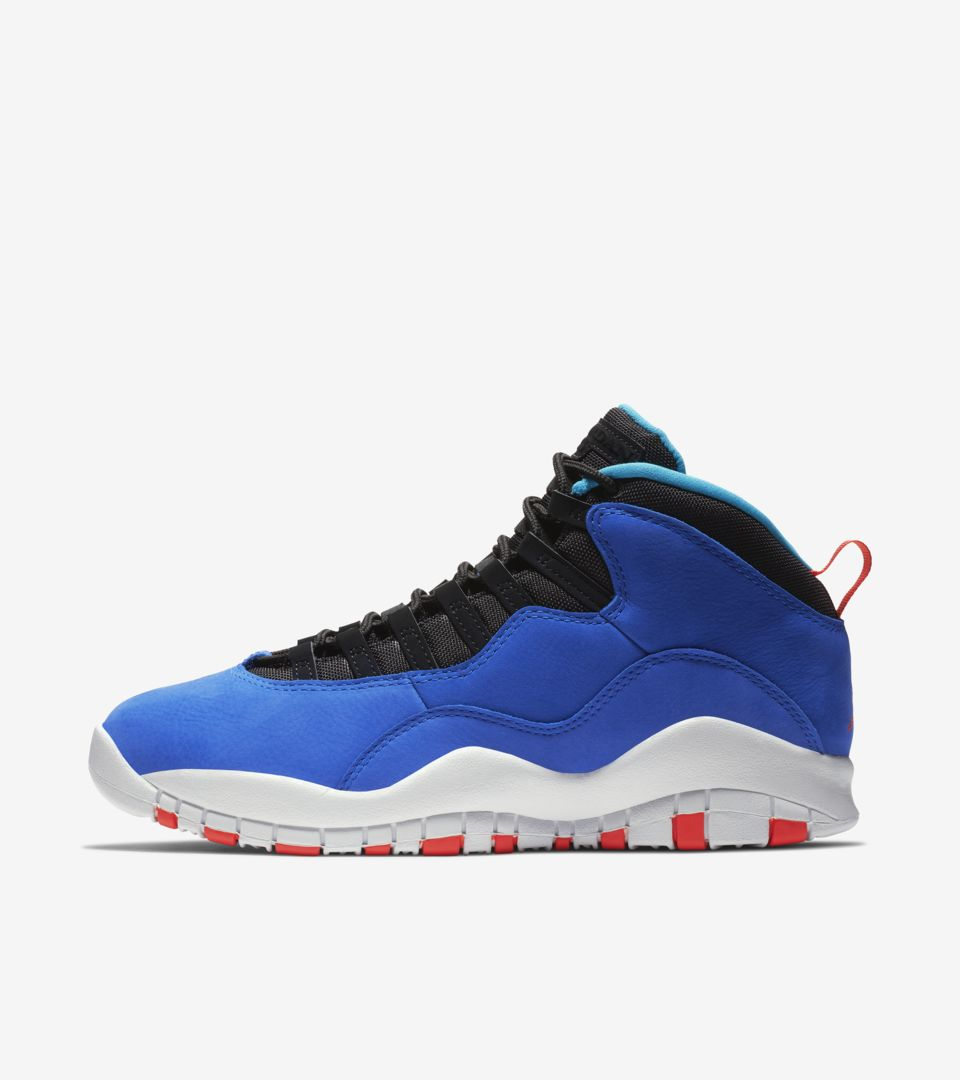 Air Jordan 10 Retro Tinker 'Air Huarache Light' Release Date