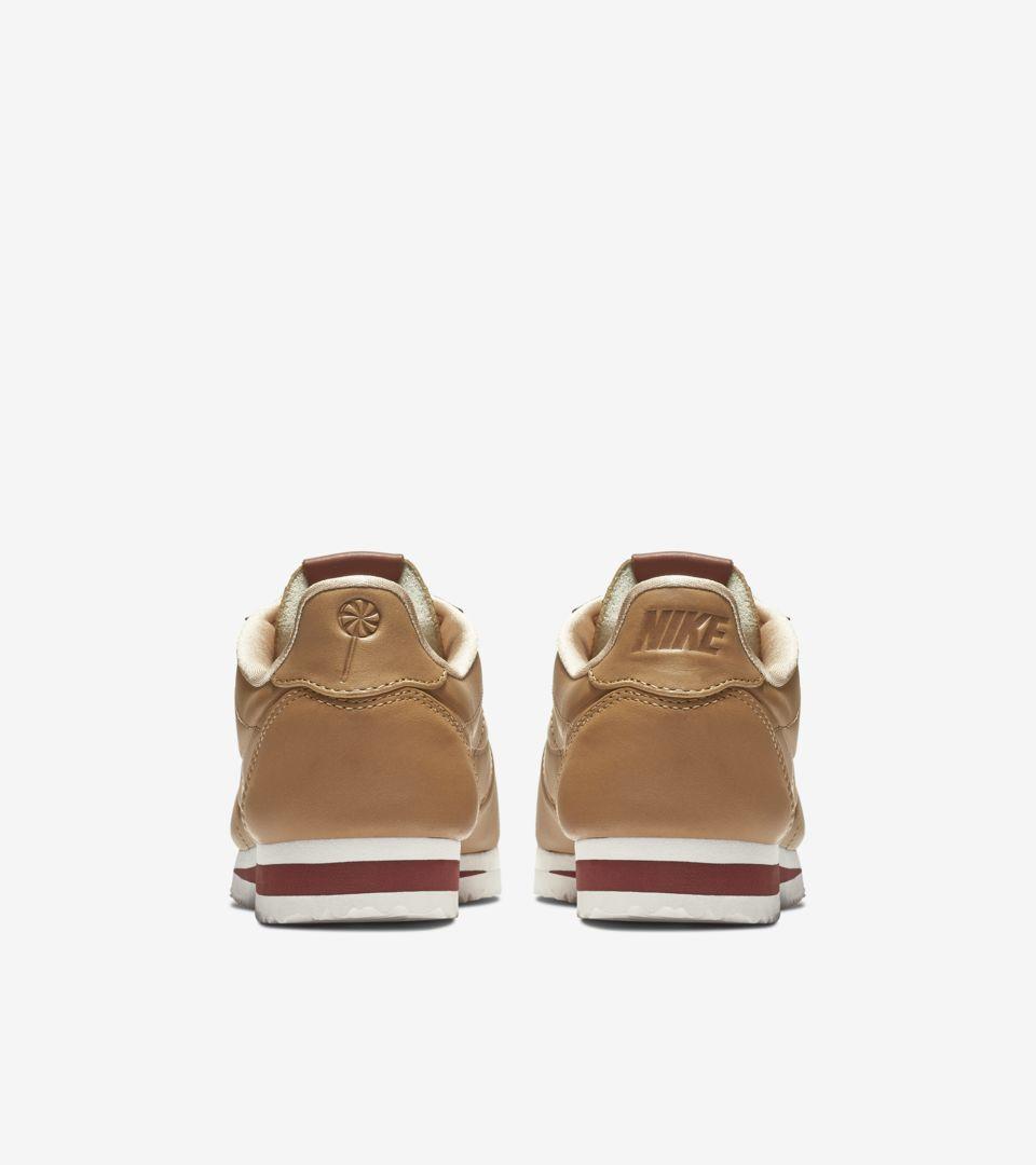timeless design 33d3d 2ac74 ... Release Date Nike Women s LA Cortez Maria Sharapova  Camel   Mars  Stone  ...