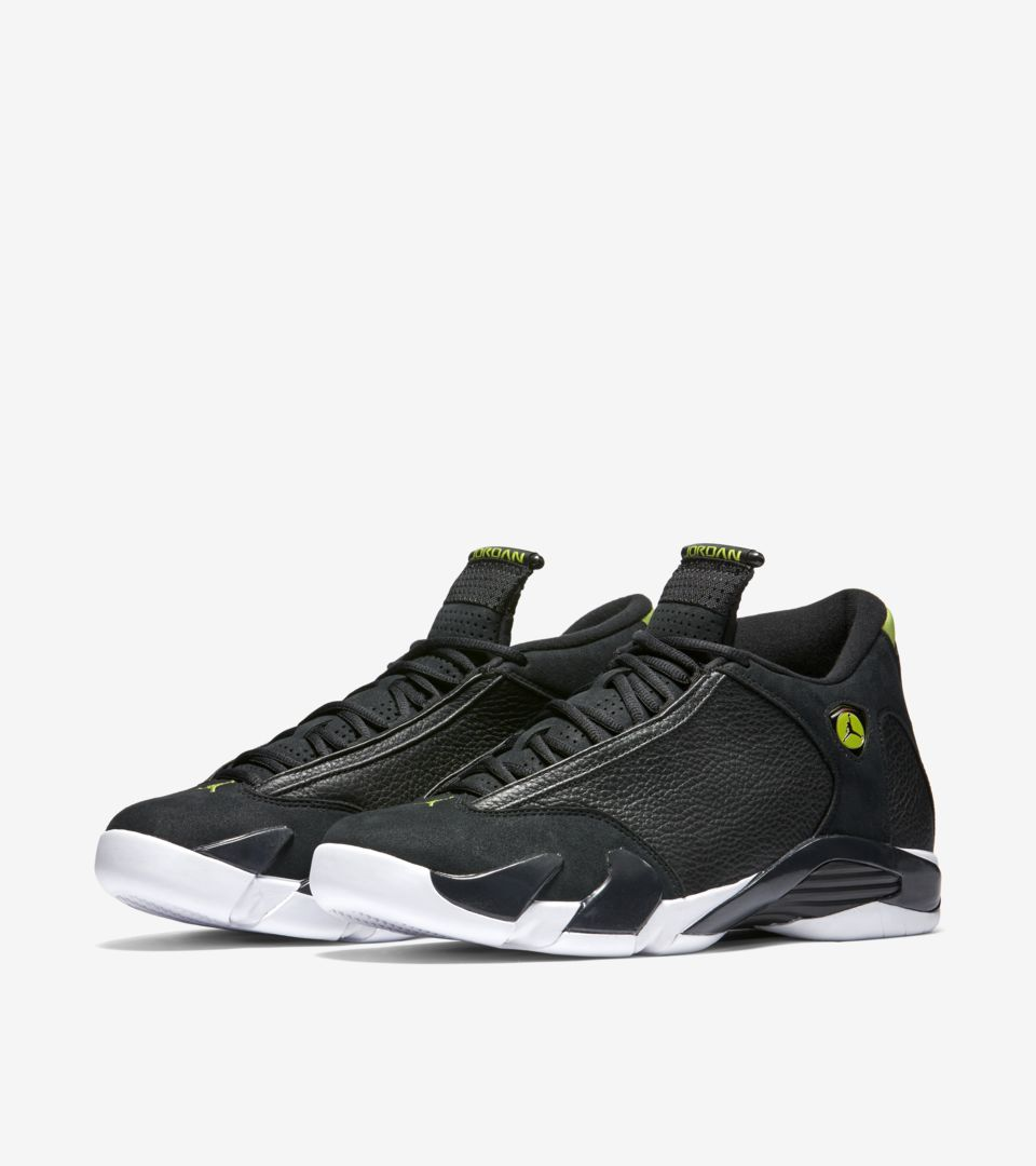 official photos 41d04 7ed78 Air Jordan 14 Retro 'Indiglo' Release Date. Nike⁠+ SNKRS