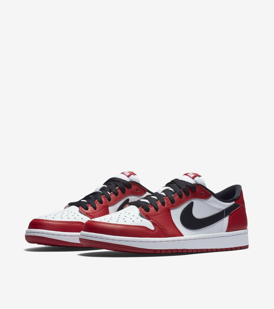 4dc08c5f6da Air Jordan 1 Retro Low 'Chicago' Release Date. Nike⁠+ SNKRS