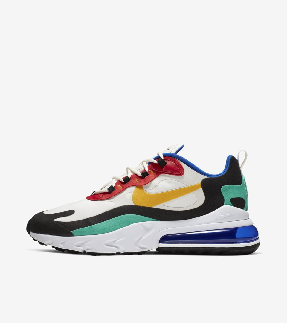 outlet online various design united kingdom Nike Air Max 270 React 'Bauhaus' Release Date. Nike SNKRS