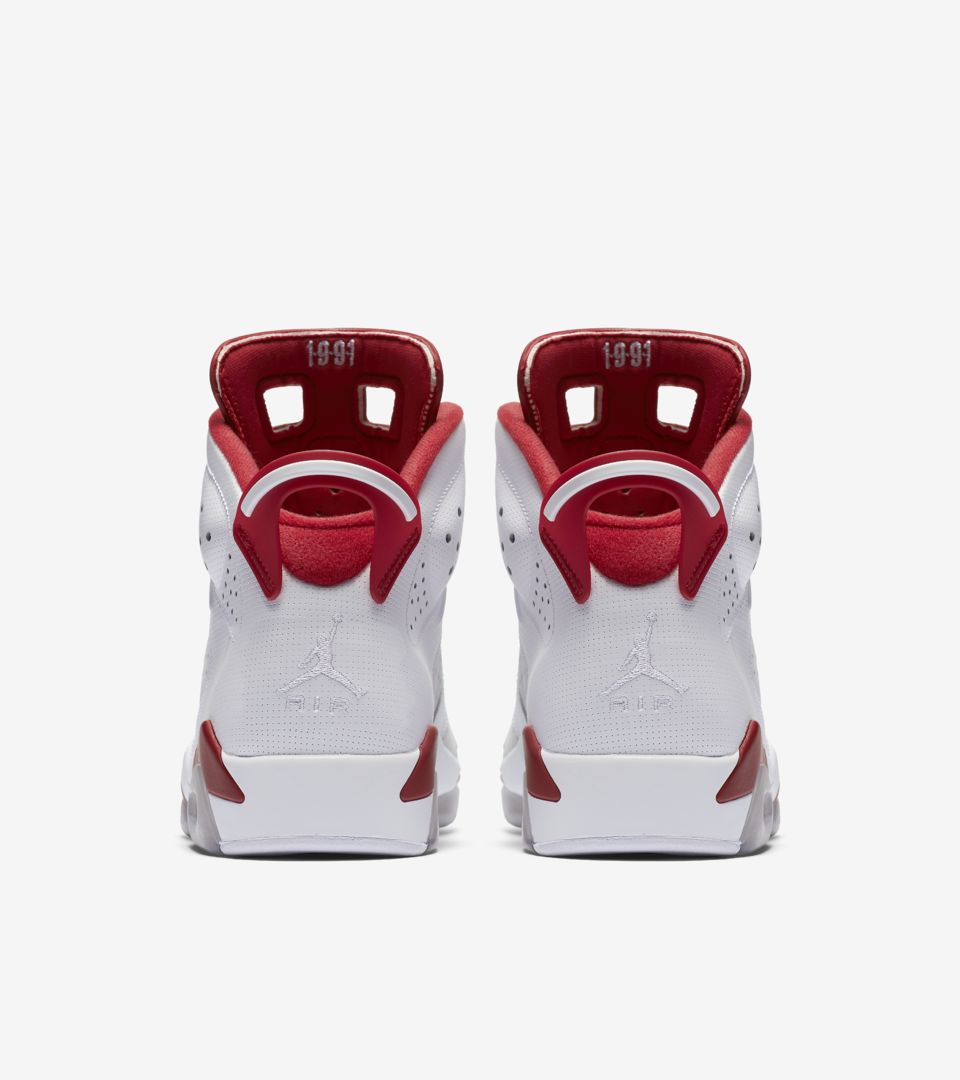 f77103f1a04e2b Air Jordan 6 Retro  Alternate  91 . Nike⁠+ SNKRS