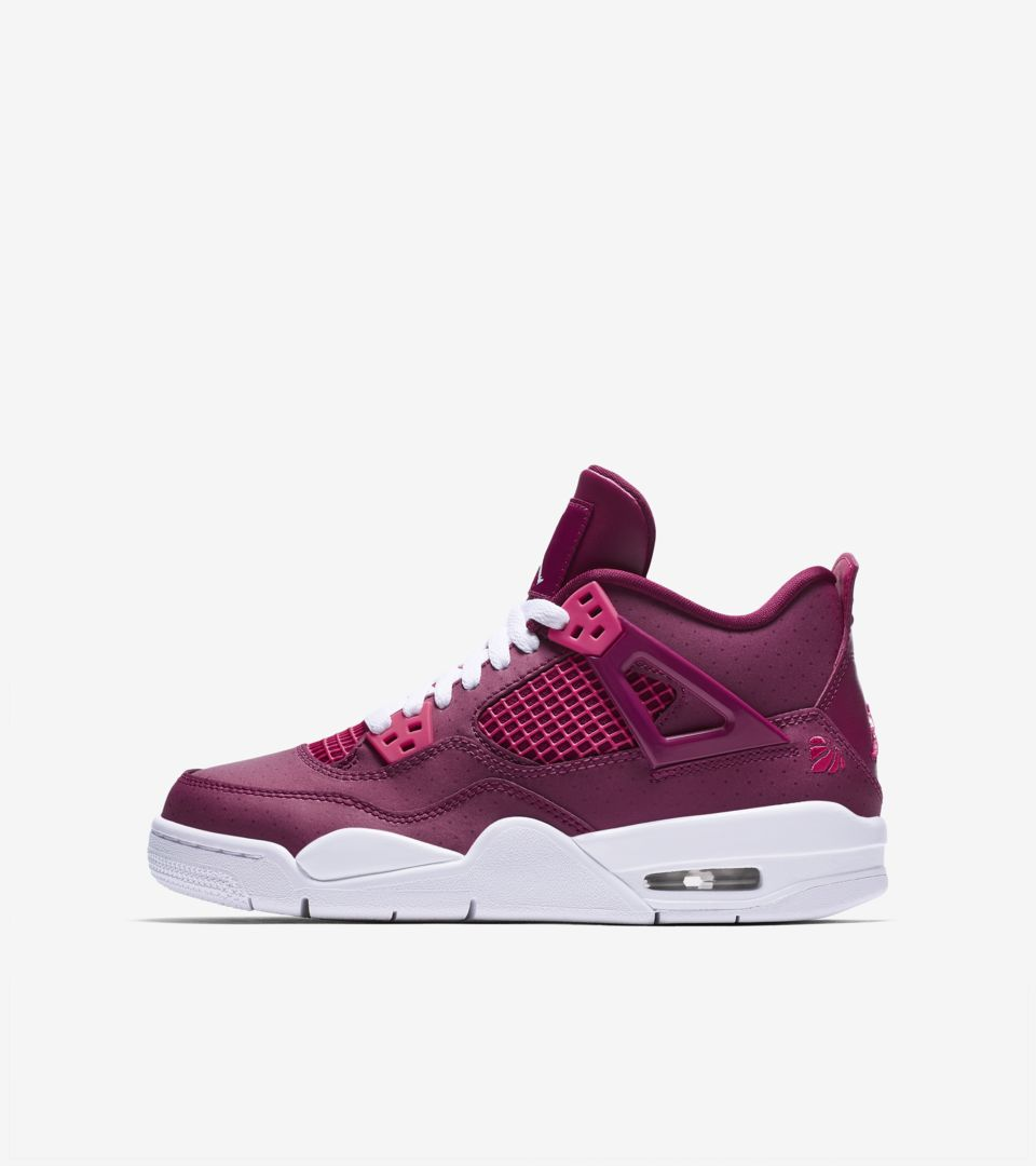 Big Kids' Air Jordan IV