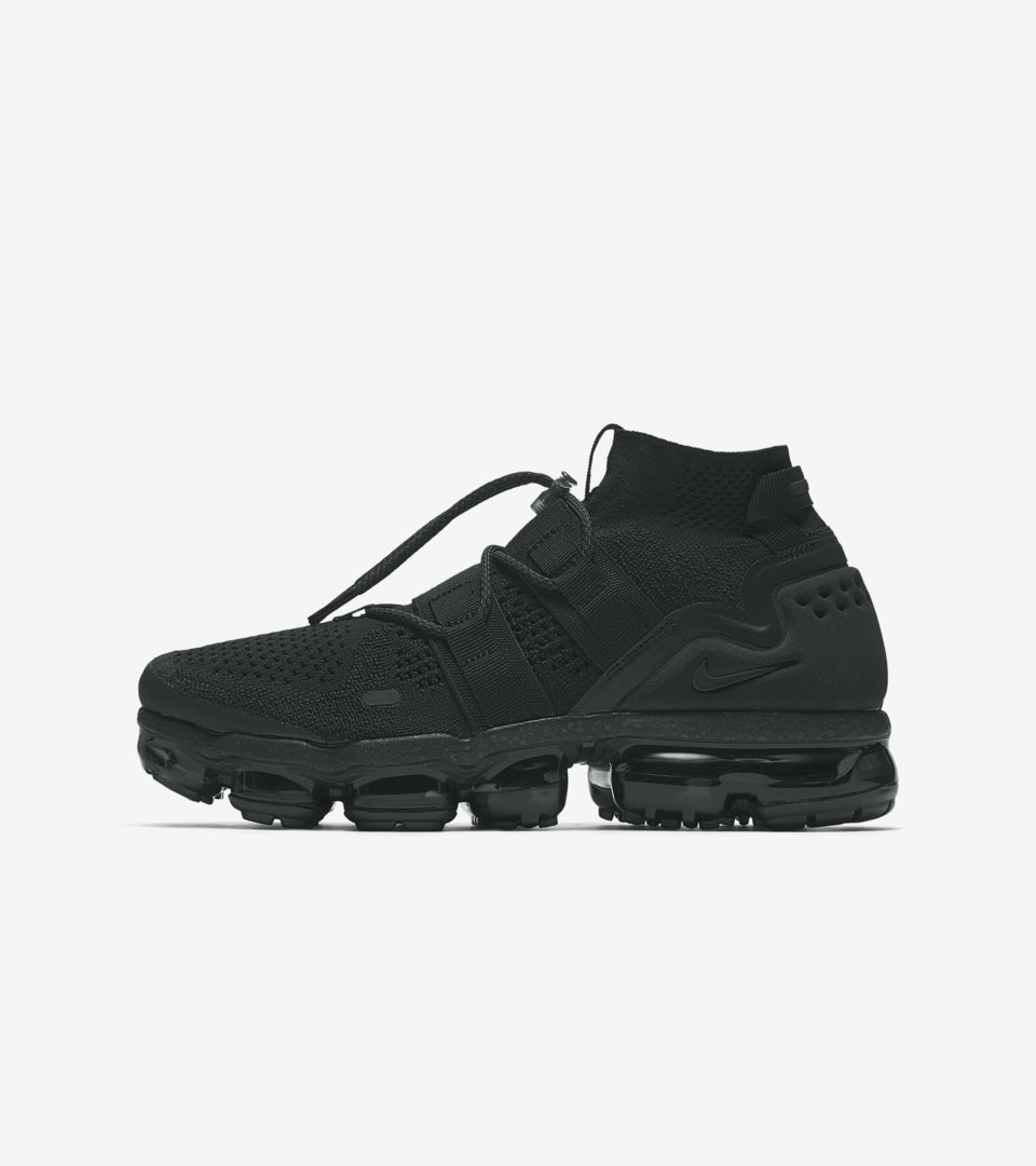 008442428aa3 Nike Air VaporMax Utility  Black  Release Date. Nike⁠+ Launch GB