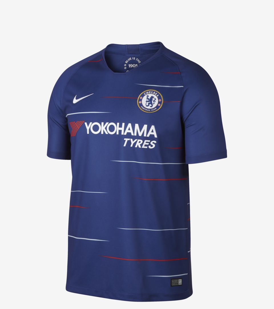 Chelsea 2018/19 Stadium Home Jersey