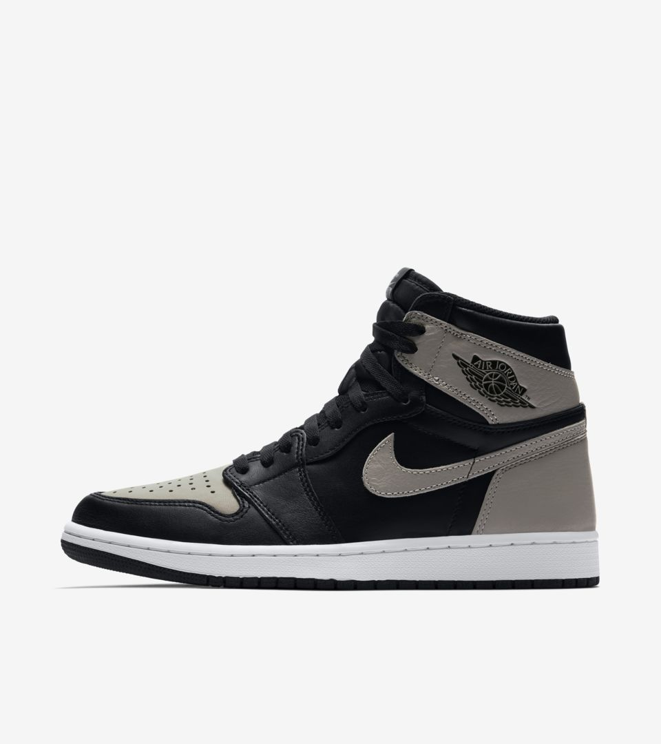 Air Jordan 1  Shadow  Release Date. Nike+ SNKRS 597b292bdef85