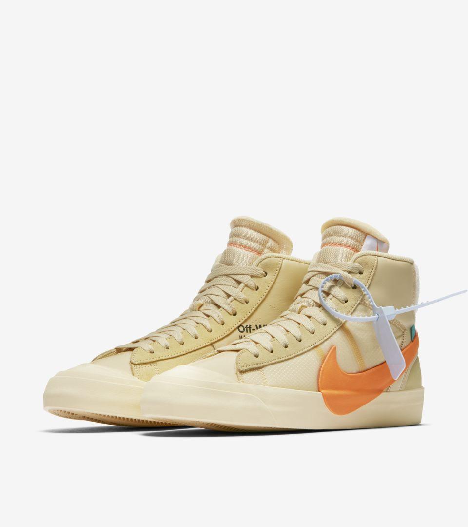 The 10: Nike Blazer Mid 'Canvas \u0026 Pale