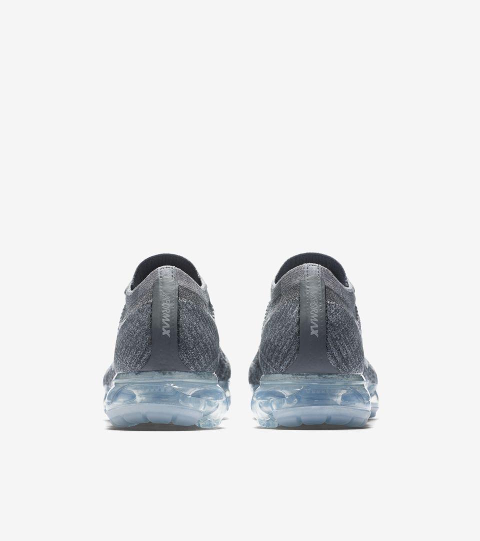 b5c442236cf91 Nike Vapormax Flyknit  Asphalt . Nike+ SNKRS