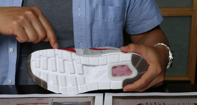 Ami a dizájn mögött rejlik: Nike Air Max 1 Ultra Flyknit