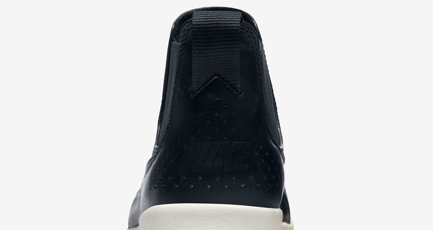 Nike Air Max Thea Mid 'Black & White' voor dames. Nike