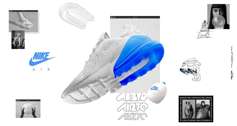 Nike Air Max 270 White Pack 'Photo Blue' — releasedatum