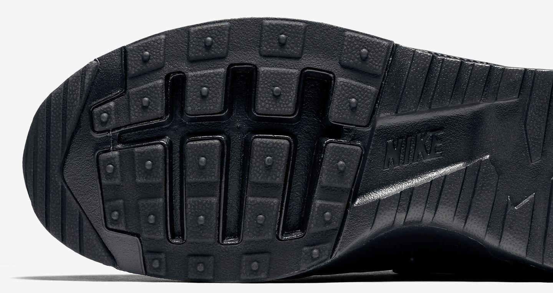 Women's Nike Air Max Thea Ultra Premium 'Triple Black'. Nike