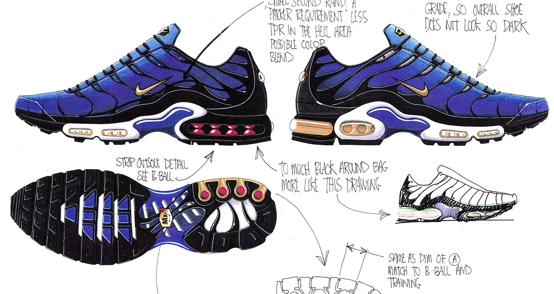 Über das Design: Nike Air Vapormax Plus. Nike SNEAKRS DE