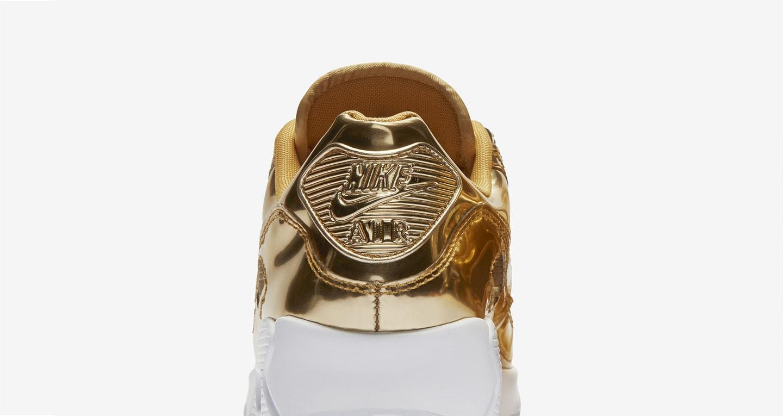 air max 90 femme gold