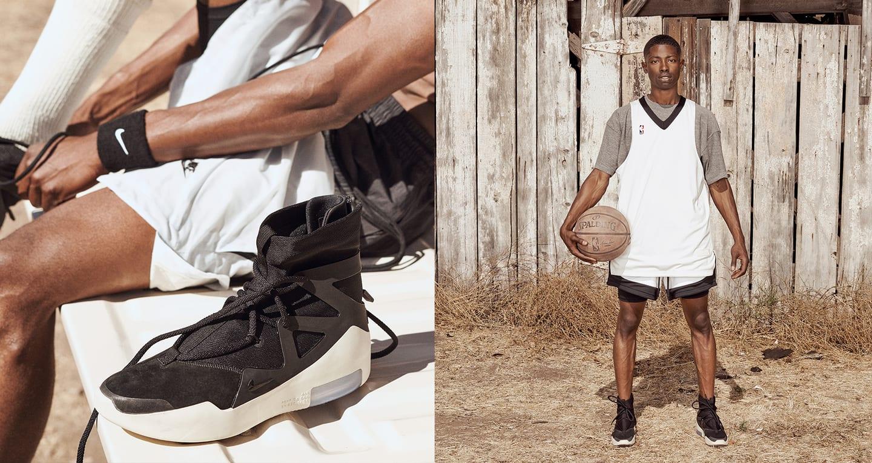 Nike x Fear of God : Sneakers