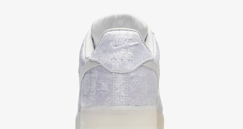 Nike Air Force 1 Premium Clot 'White' Release Date. Nike