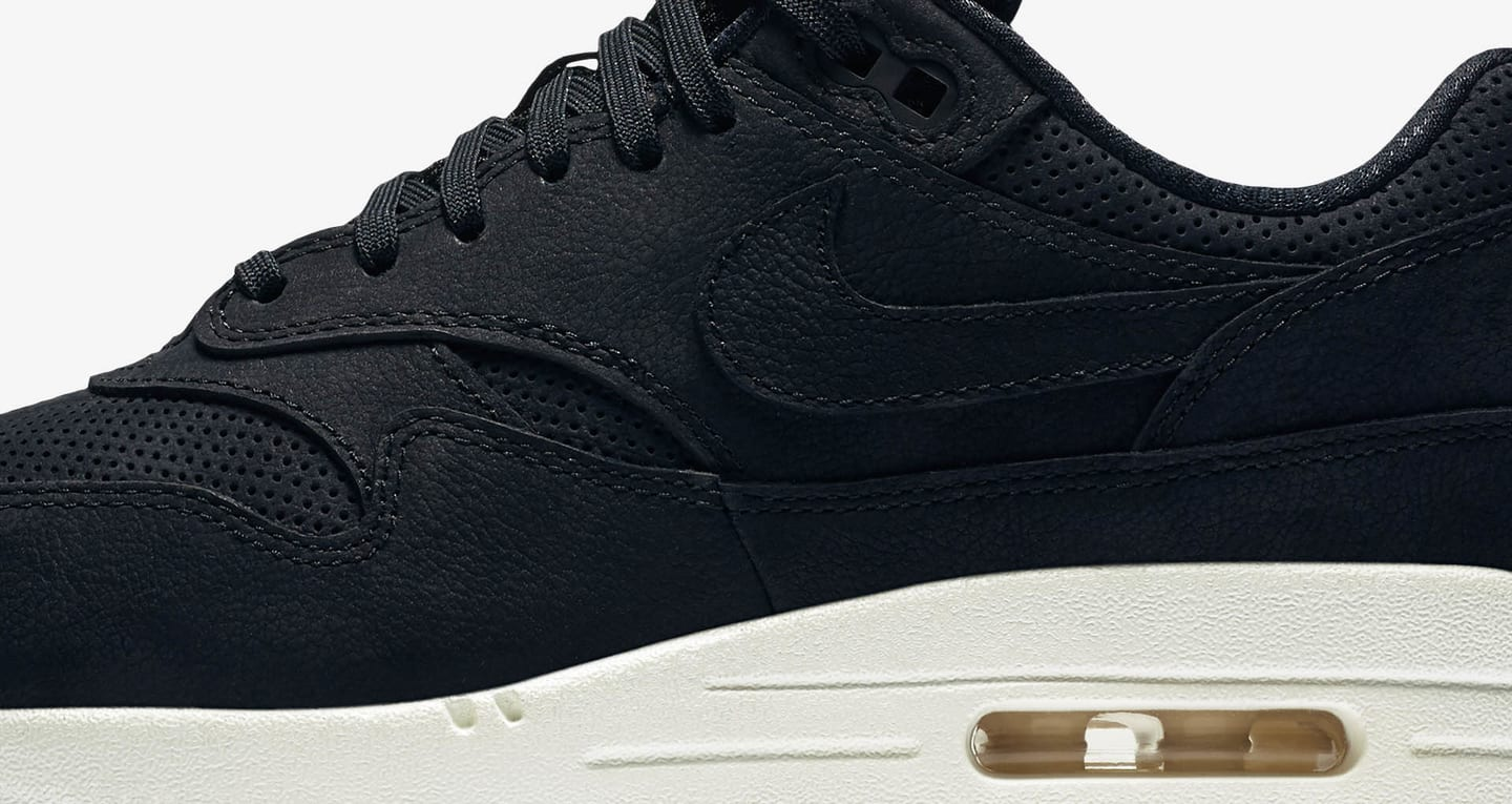 Women's Nike Air Max 1 Pinnacle 'Black'. Nike SNKRS