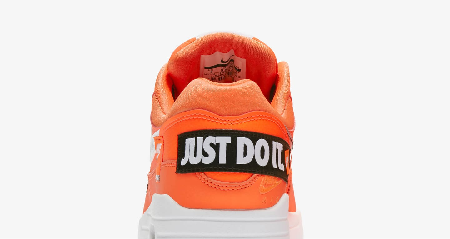 Buty damskie Nike Air Max 1 Premium Just Do It Collection