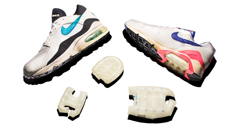 Dans les archives : Air Max 180 et Air Max 93. Nike SNEAKRS FR