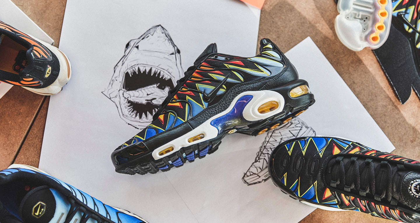 tn requin nike air max