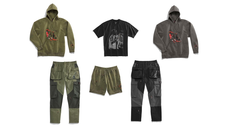 Travis Scott Nike Air Force 1 shirt black Fly Kicks