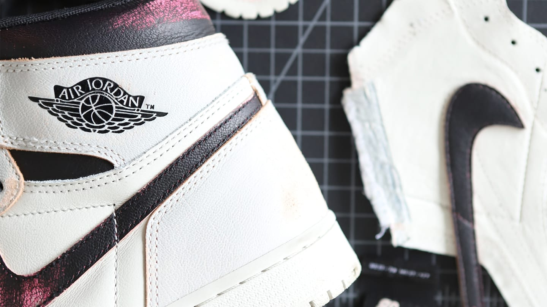 Behind The Design: SB X Air Jordan I. Nike SNKRS