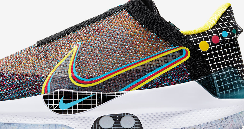 Gracias por tu ayuda proporcionar Consentimiento  Nike Adapt BB 'Multi-Color' Release Date. Nike SNKRS