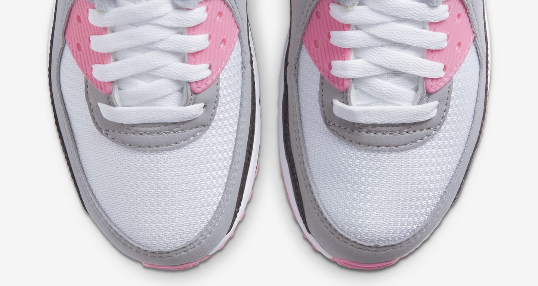 nike air max 90 rose pink