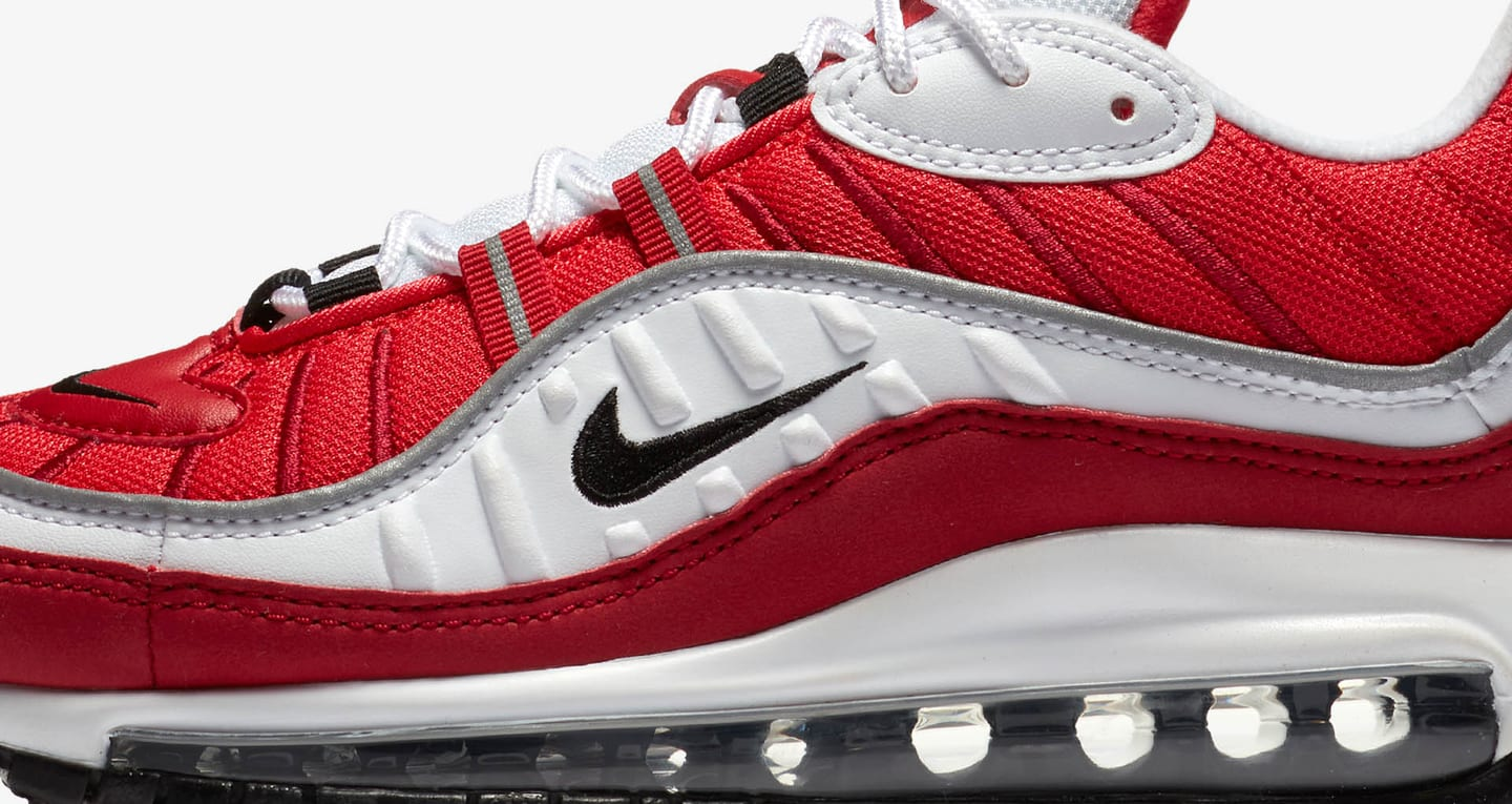 air max 98 femme rouge