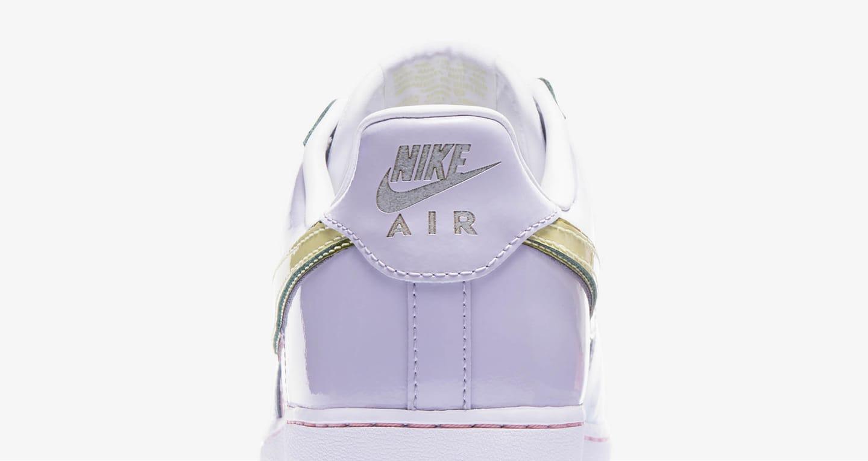 Nike Air Force 1 Low Retro 'Titanium & Storm Pink' Release