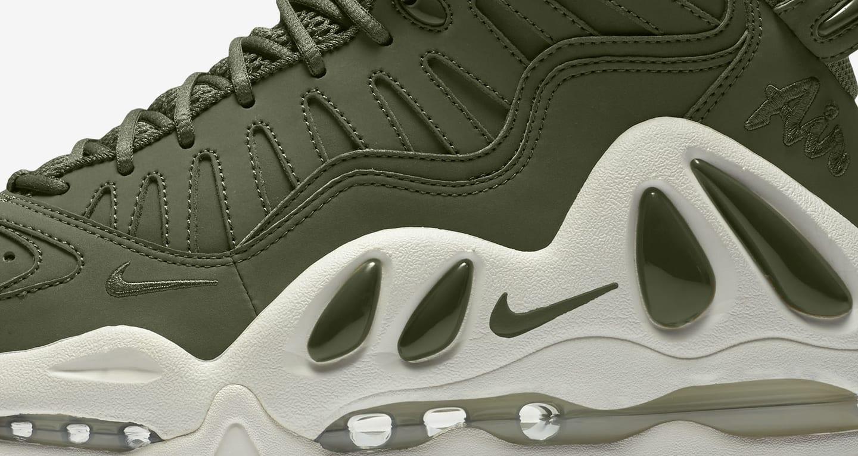 """Nike Air Max Uptempo 97 """"Urban Haze & Vit"""". Nike SNEAKRS SE"""