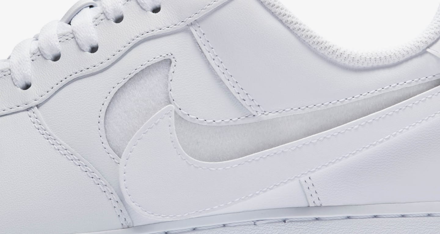 scratch nike pour air force 1
