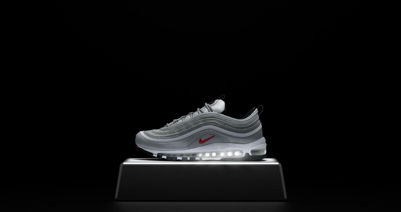 air max 97 silver nike