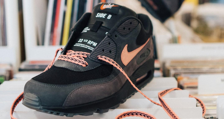 Sneaker Assist Ad: The Nike Air Max 90 Premium 'Side A