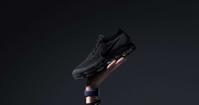 "Nike Air VaporMax ""BlackAnthracite"". Nike SNEAKRS HU"