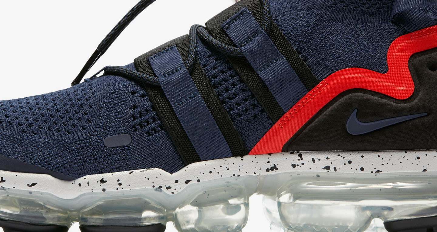 nike air vapormax flyknit utility rouge