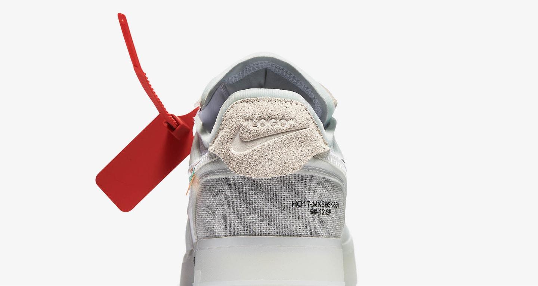 "Kolekcja OFF WHITE x Nike ""The Ten"" na Nike Store"