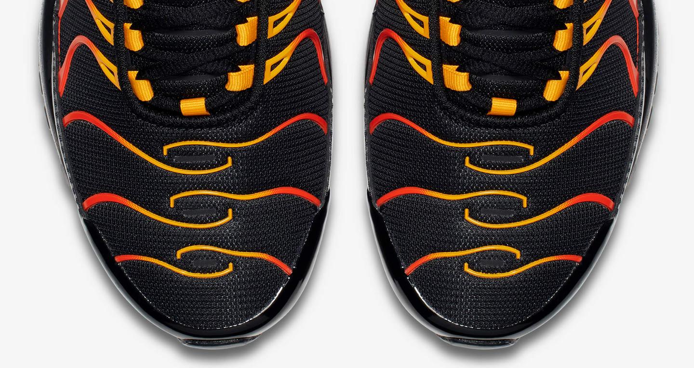 nike air max 97 tn black and orange
