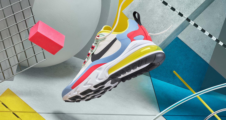 Women's Air Max 270 React 'Bauhaus' Release Date. Nike SNKRS