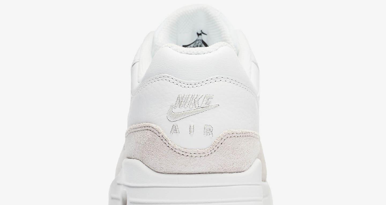 Nike Women's Air Max 1 Premium 'Summit White & Metallic