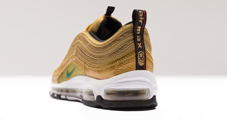 Por trás do design: Air Max 97 CR7. Nike SNEAKRS PT
