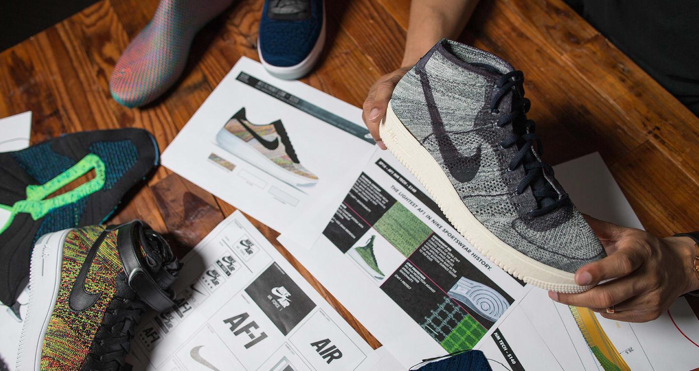Ami a dizájn mögött rejlik: Nike Air Force 1 Ultra Flyknit