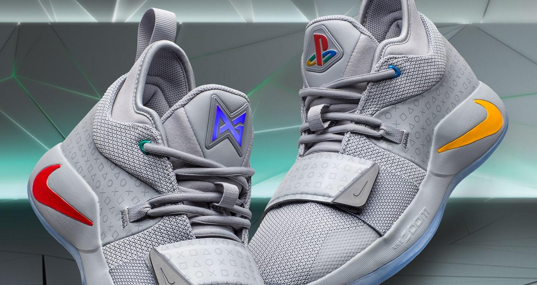 Por trás do design: PG 2.5 x PlayStation®. Nike SNEAKRS PT