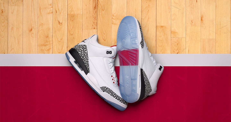 "Air Jordan 3 ""Free Throw Line"" – data premiery. Nike SNEAKRS PL"