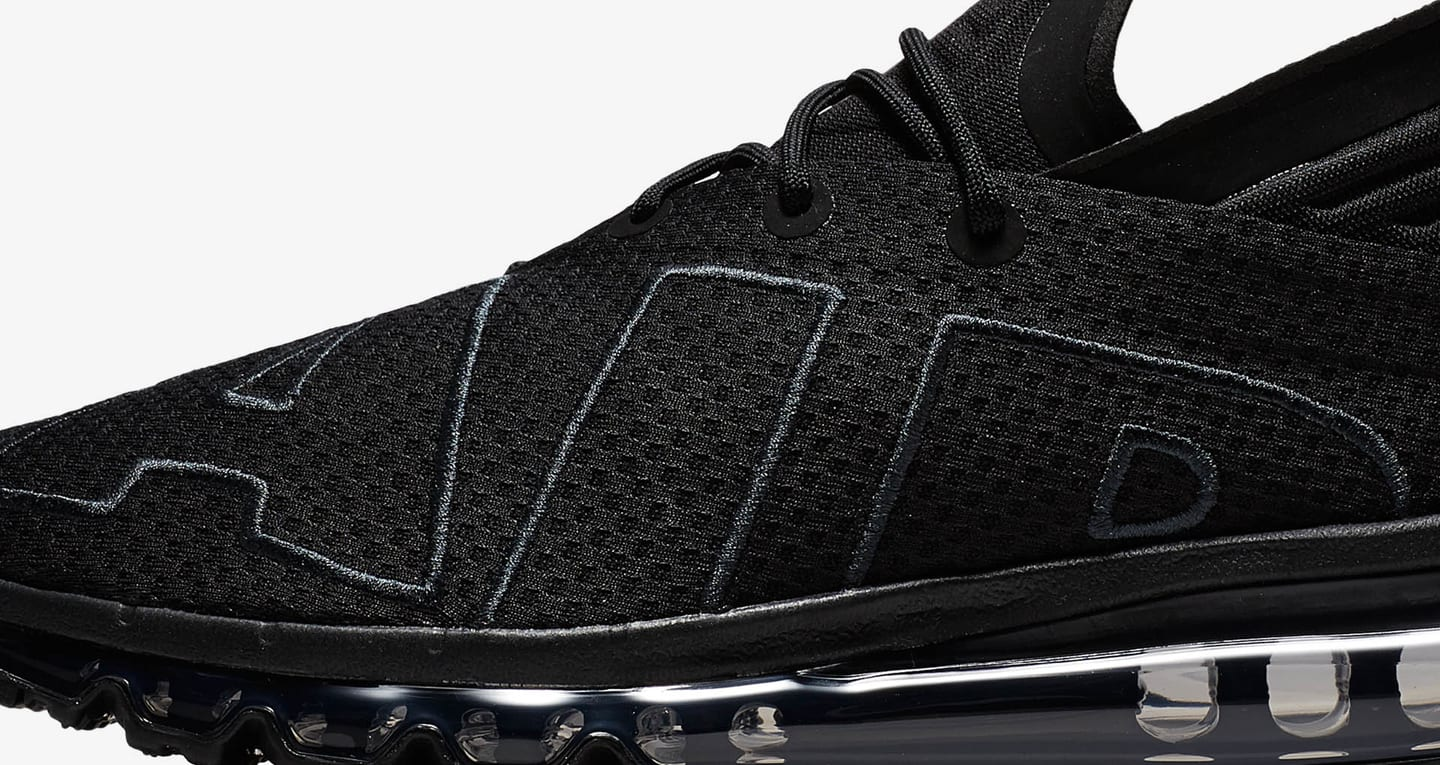Nike Air Max Flair 'Black & Anthracite' Release Date. Nike SNKRS