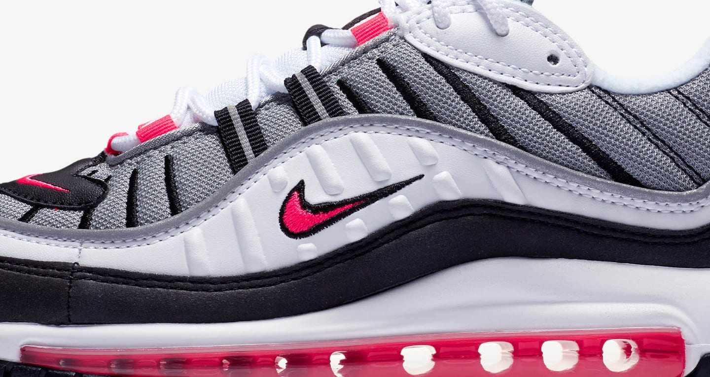 Nike WMNS Air Max 98 Solar Red Releasing This Week | Nike