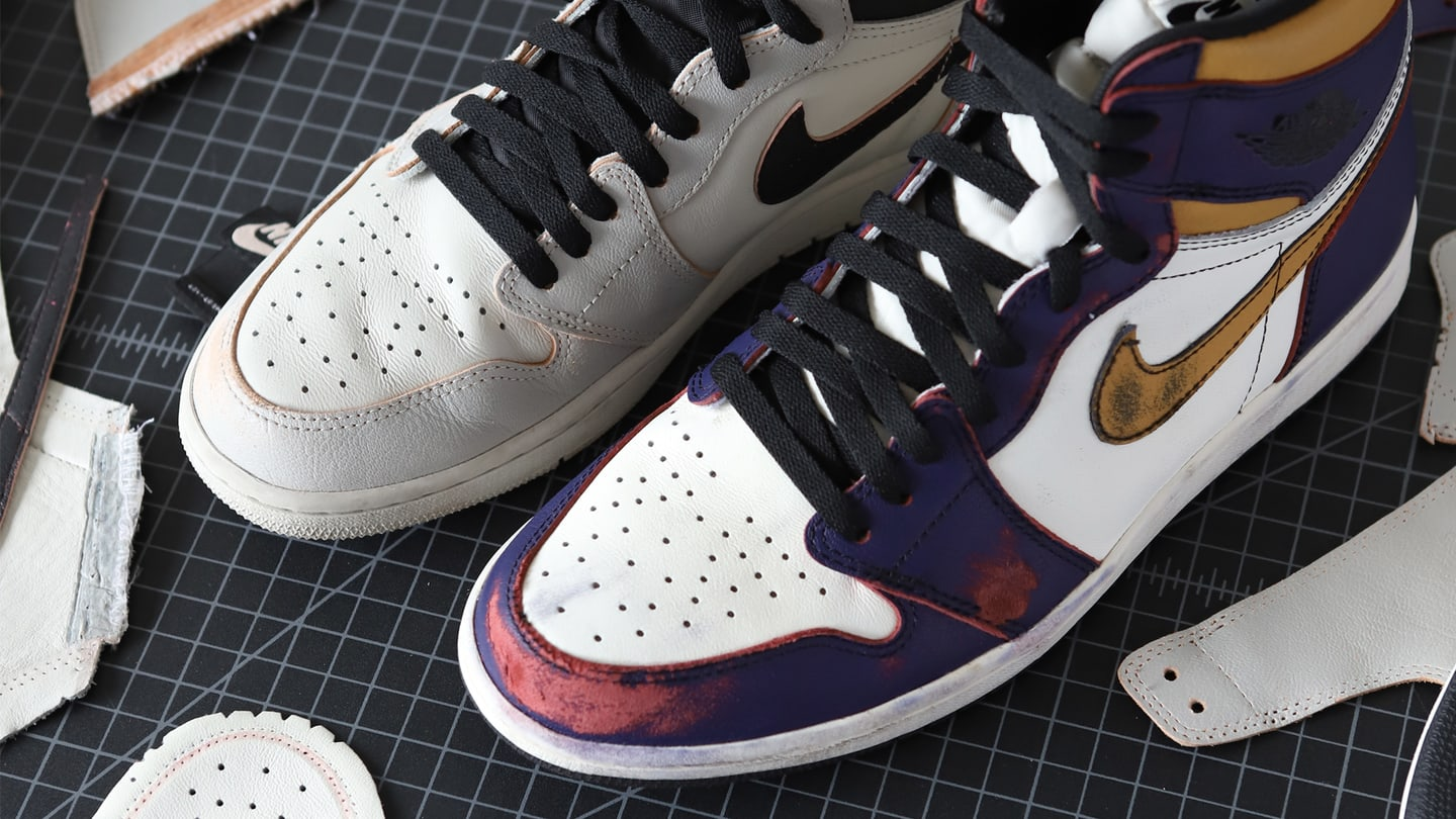 Dentro il design: SB X Air Jordan I. Nike SNEAKRS IT