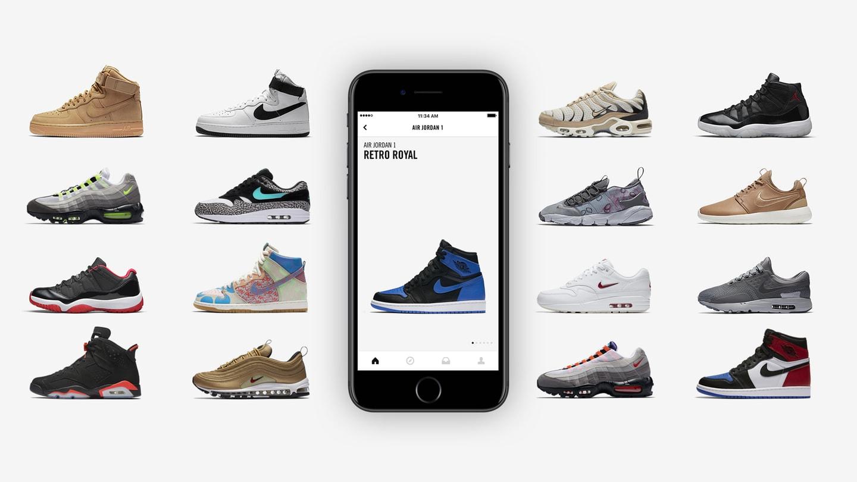 Megérkezett a Nike SNEAKRS alkalmazás. Nike SNEAKRS HU
