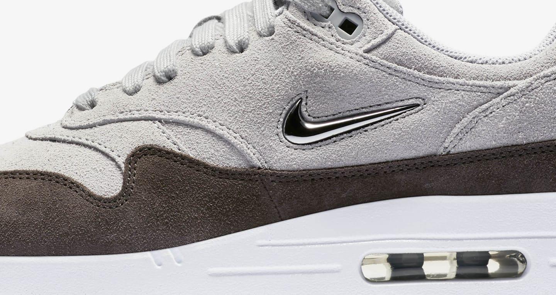 Nike Air Max 1 Premium 'Wolf Grey & Metallic Pewter &